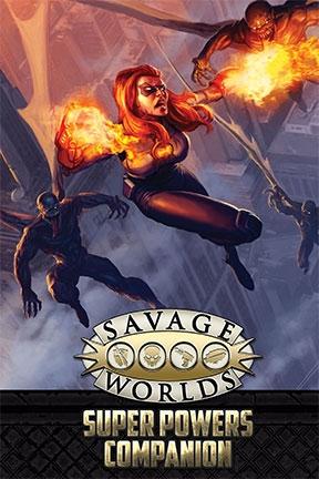 Savage Words Super Powers