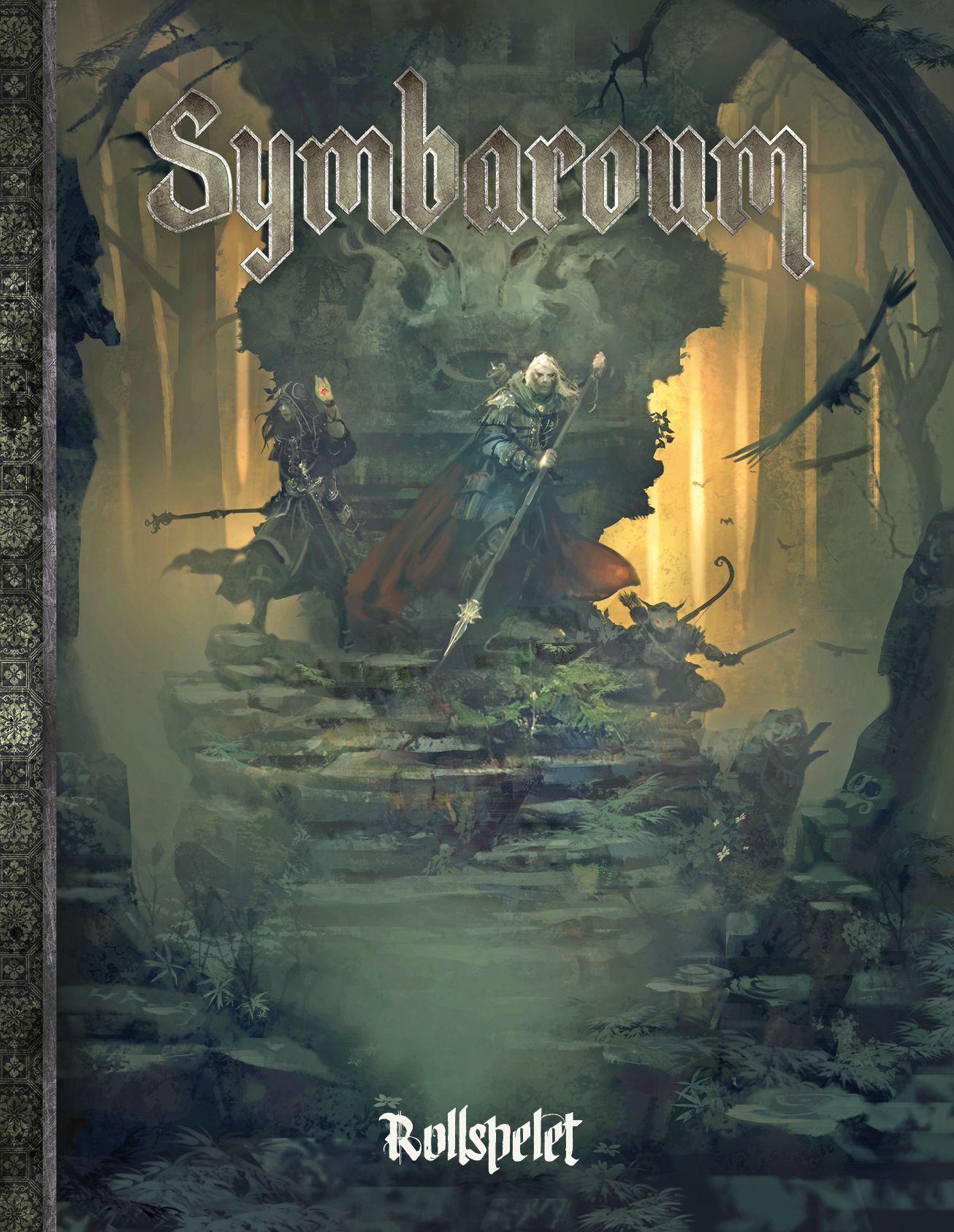 01 - Symbaroum cover image