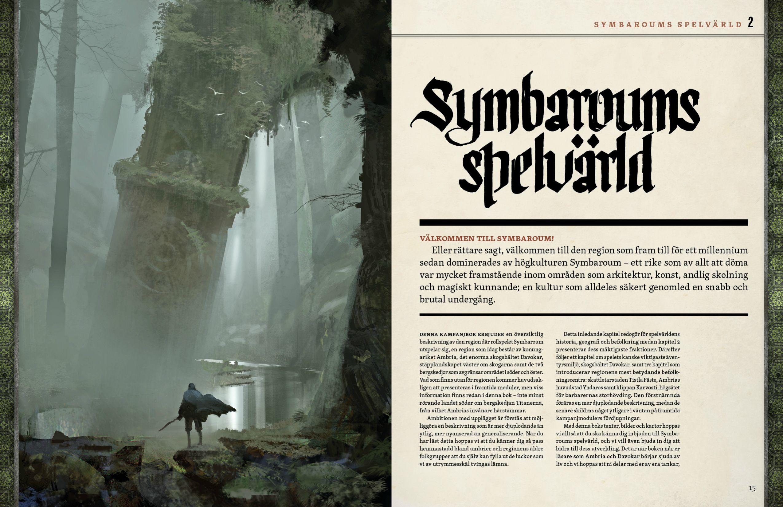 04 - The Symbaroum world
