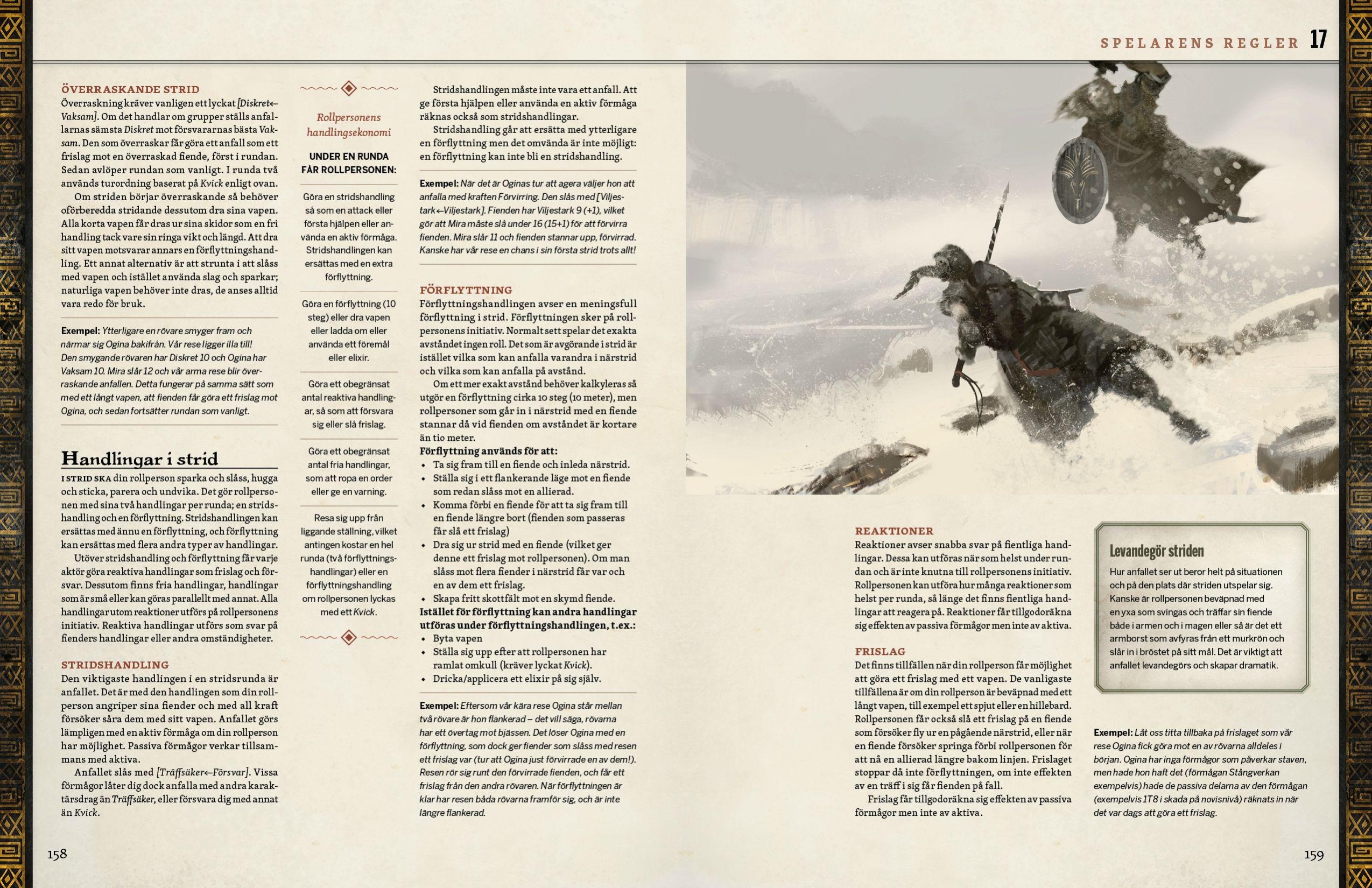 14 - Combat mechanics