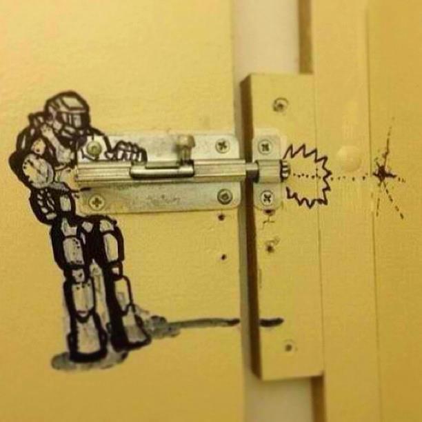 Halo stall lock