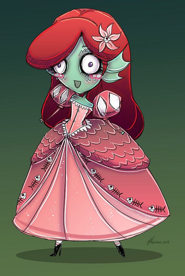 cute-little_mermaid_from_the_black_lagoon_by_noflutter-d4gcwmt