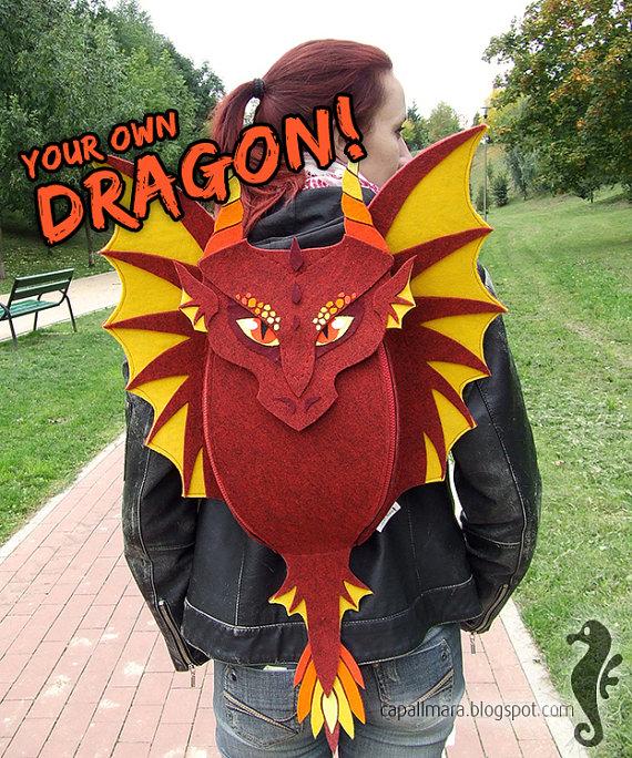 capall-dragon