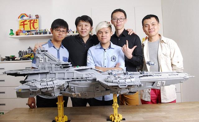 LEGO Helicarrier 2