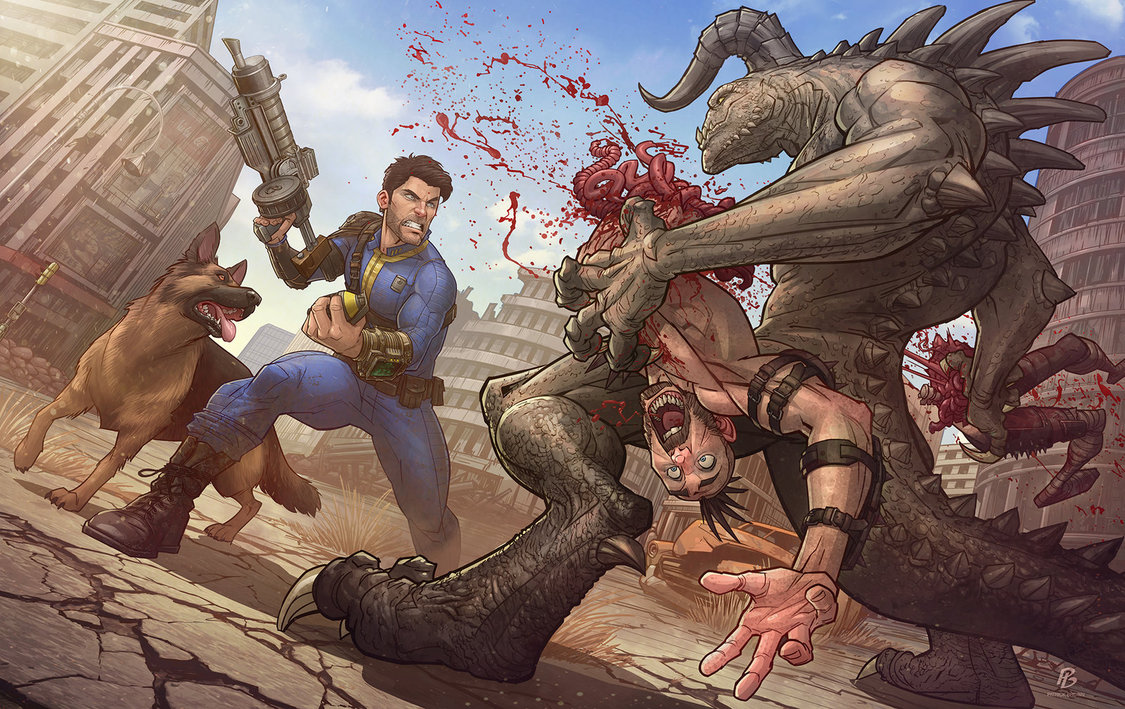 Fallout 4 by Patrick Brown