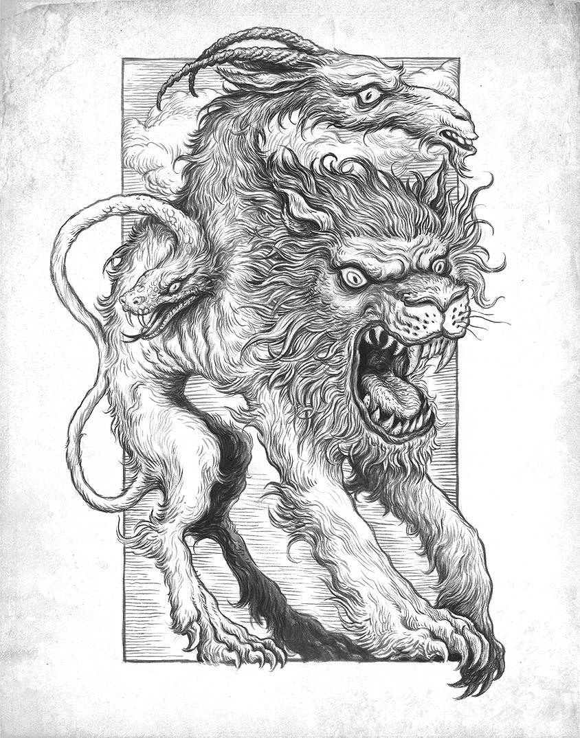 Ivica Stevanovic monsters