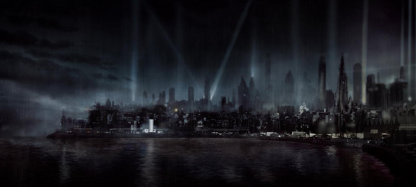Film Noir City by Edouard Noisette