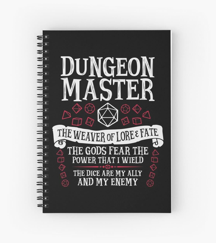 DM notebook