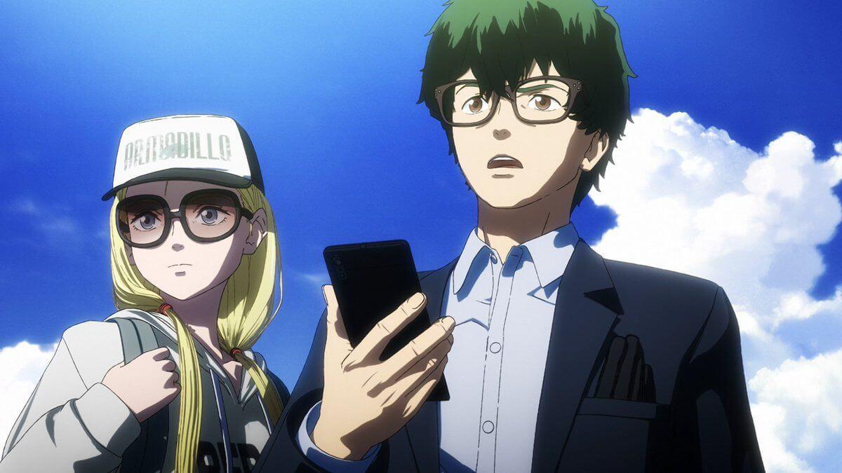 Makoto and Sarah