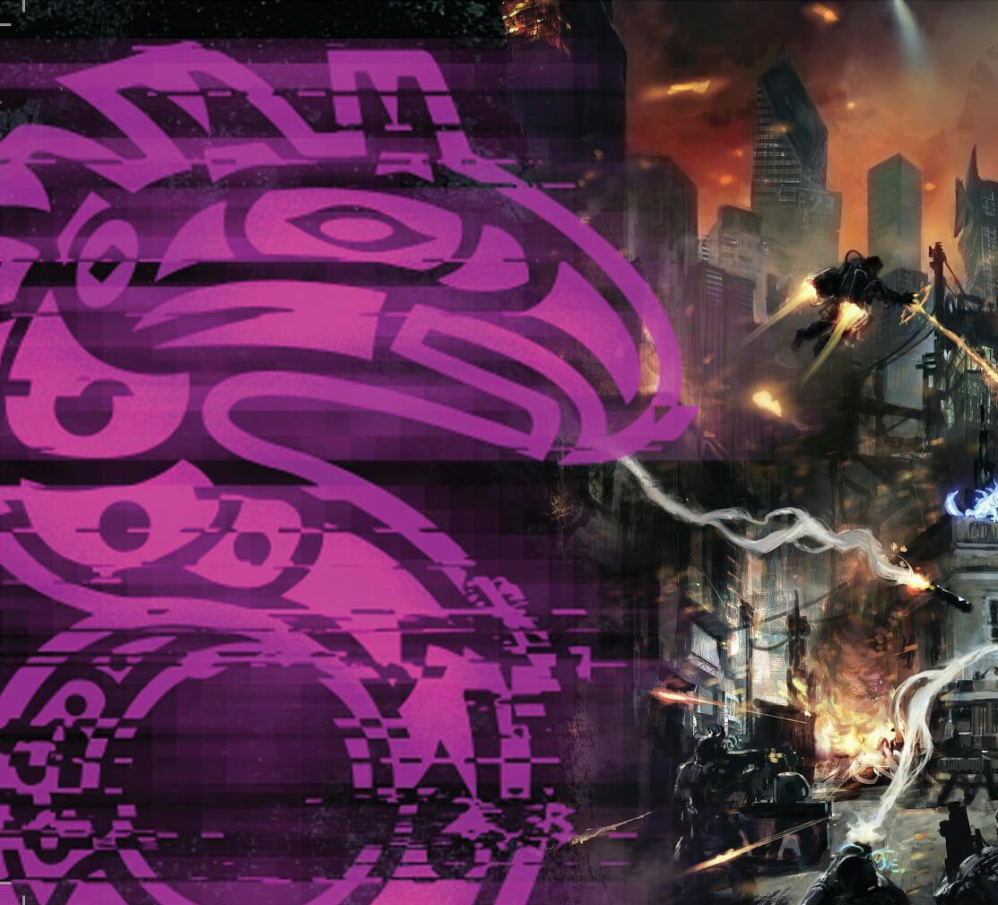 Shadowrun GM Screen