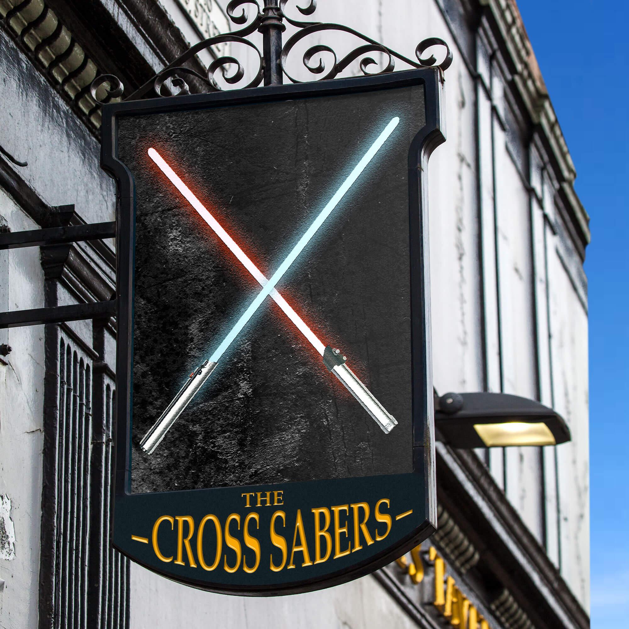 The Crossed Sabers