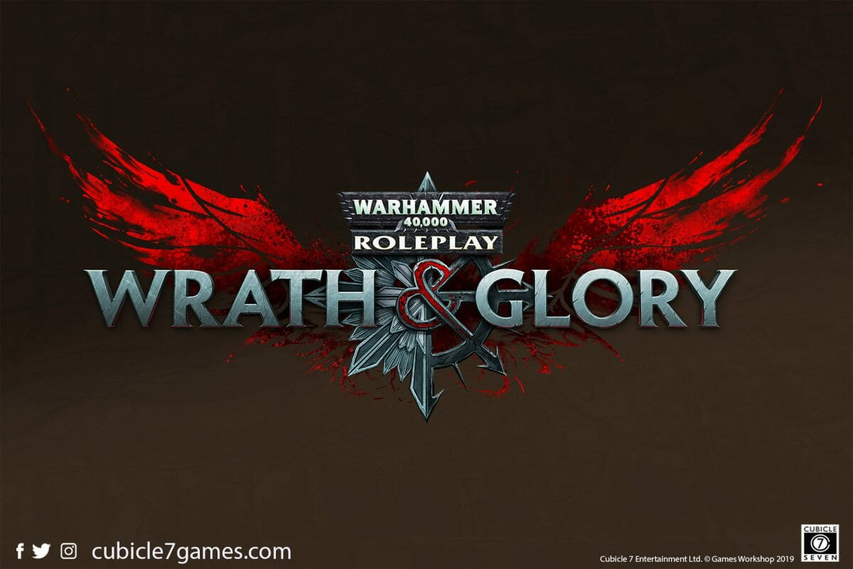 Wrath & Glory RPG