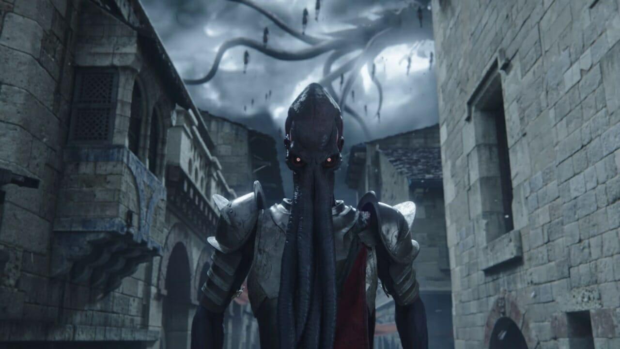Mind Flayer in Baldur's Gate