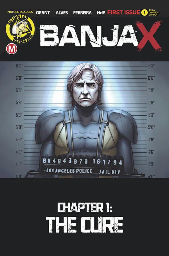 Banjax chapter 1