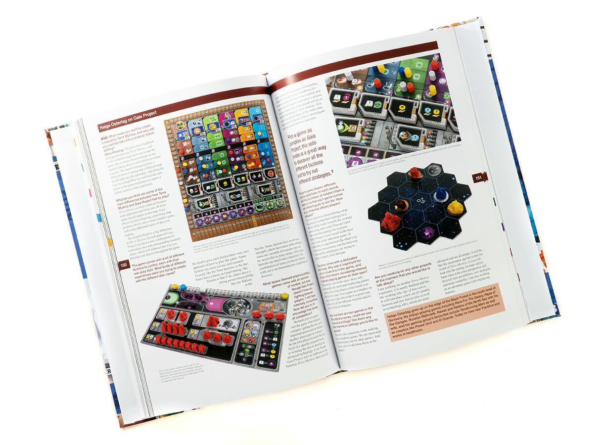 The Board Game Book sample pages
