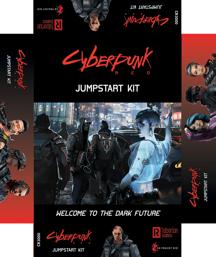 Jumpstart Kit flat box art