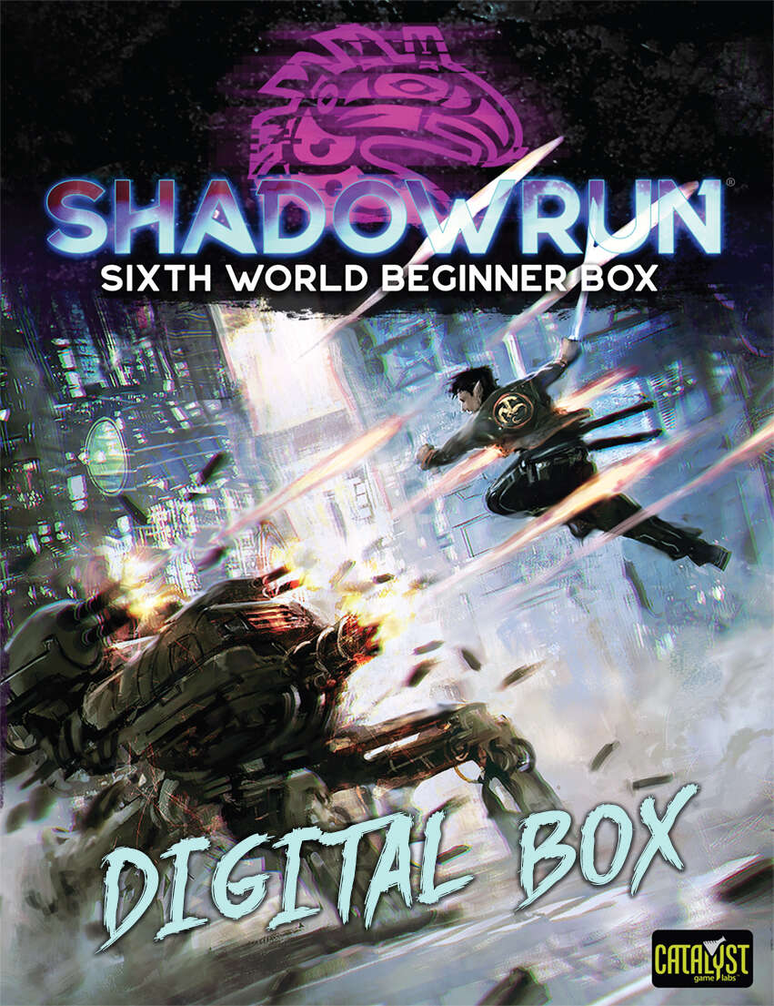 Shadowrun: Sixth World Beginner Box