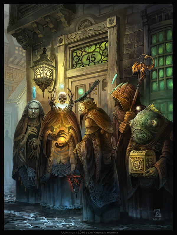 Gateway: The Book of Wizards