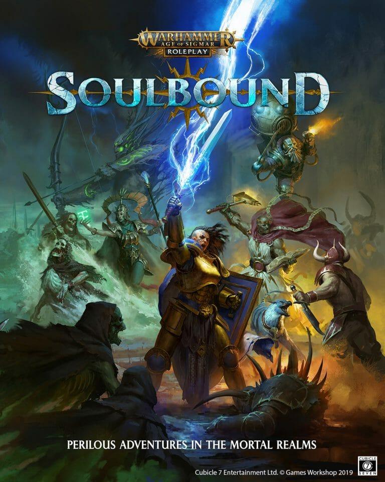 Soulbound RPG