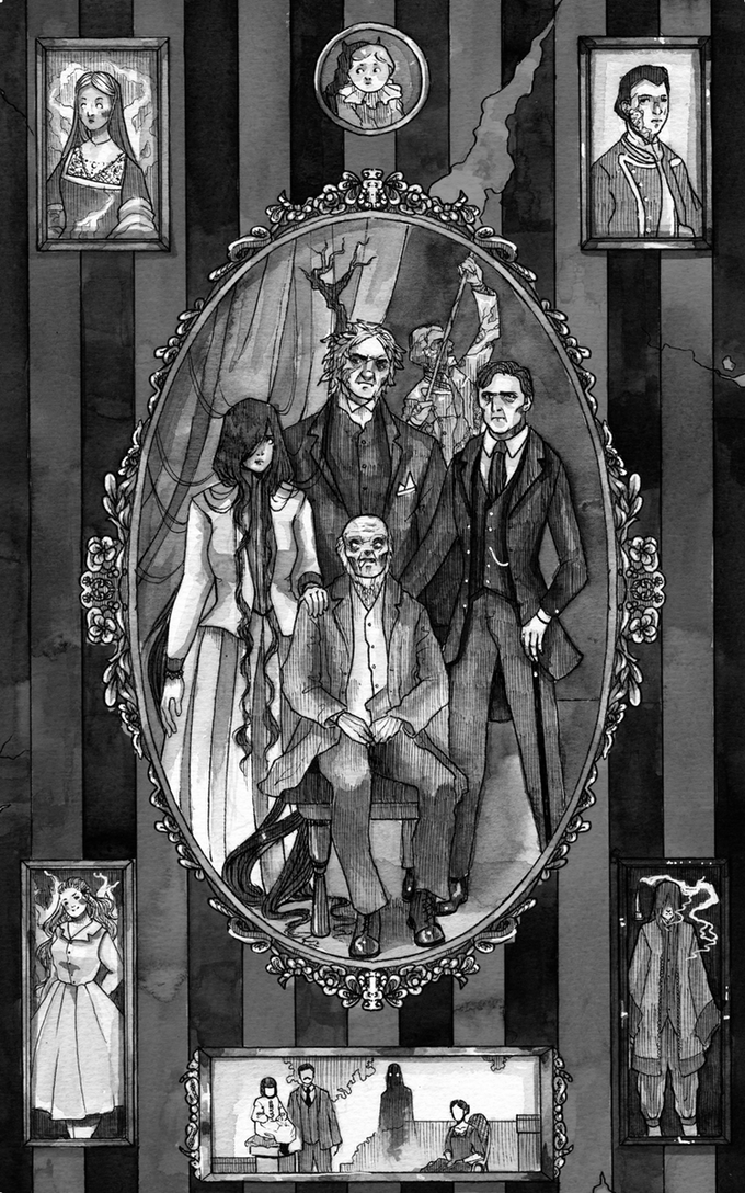 The Curse of the House of Rookwood