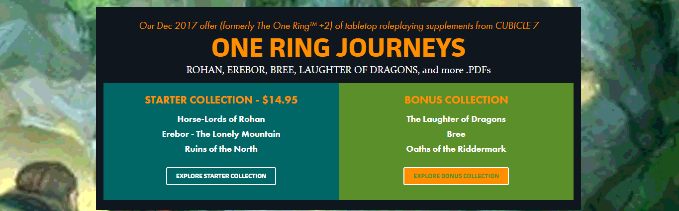 One Ring Journeys bundle