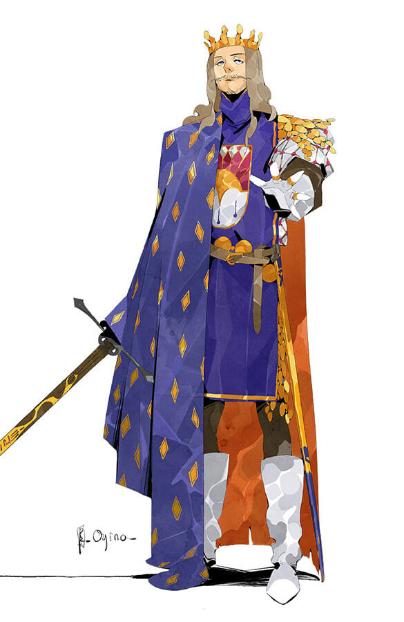 Legend of King Arthur - The King