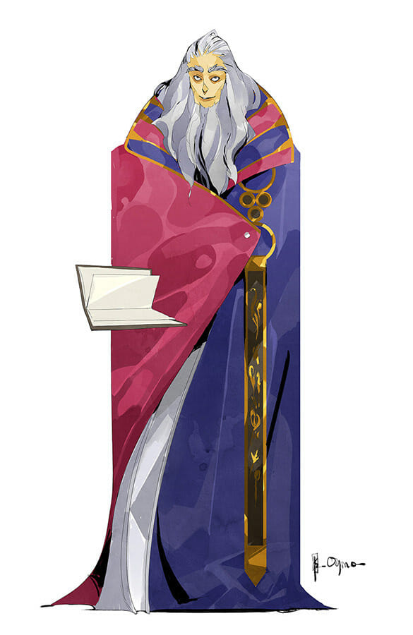 Legend of King Arthur - The Wizard