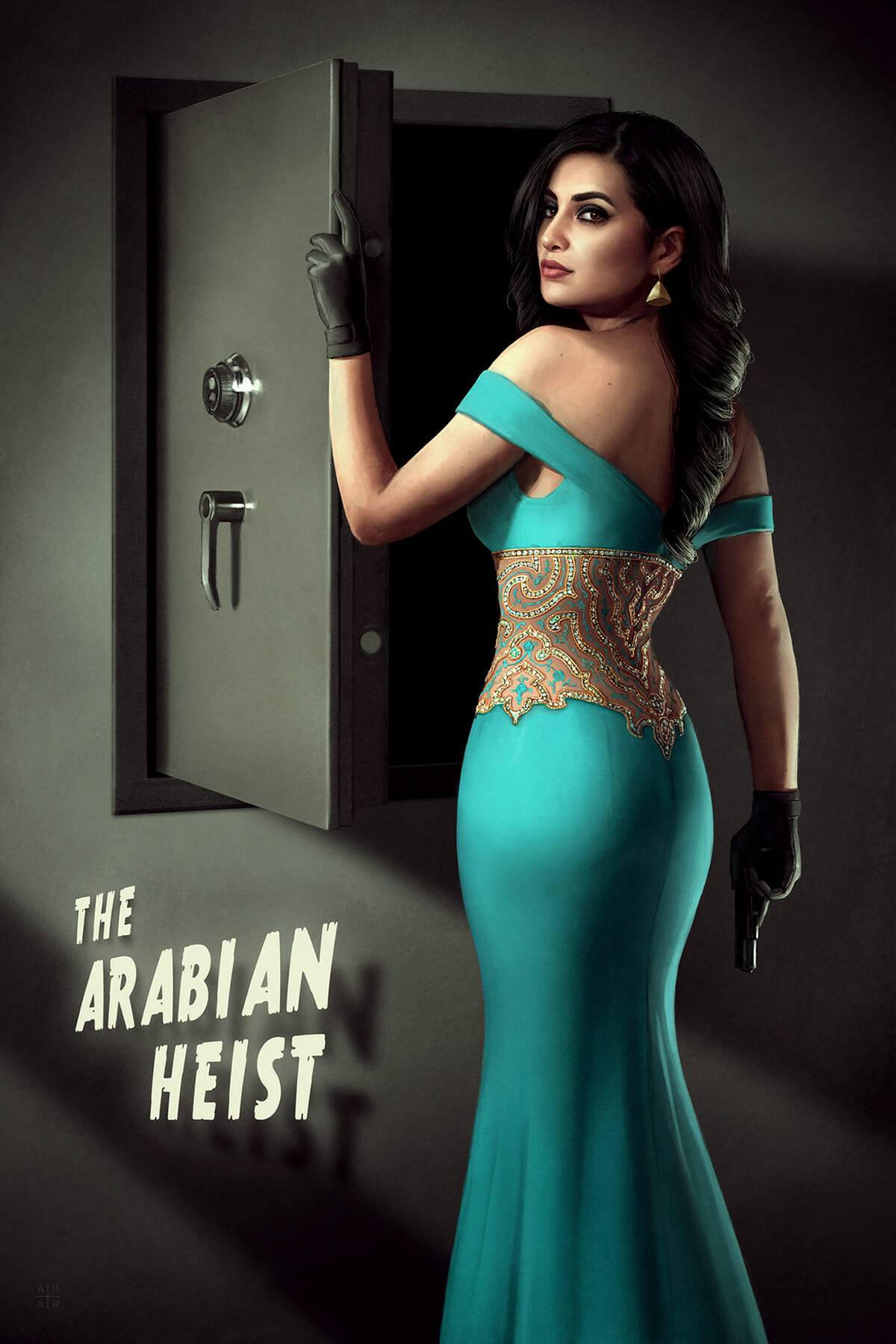 The Arabian Heist