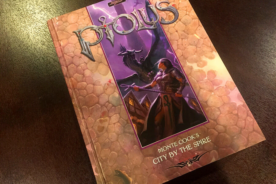 Ptolus: City by the Spire for D&D