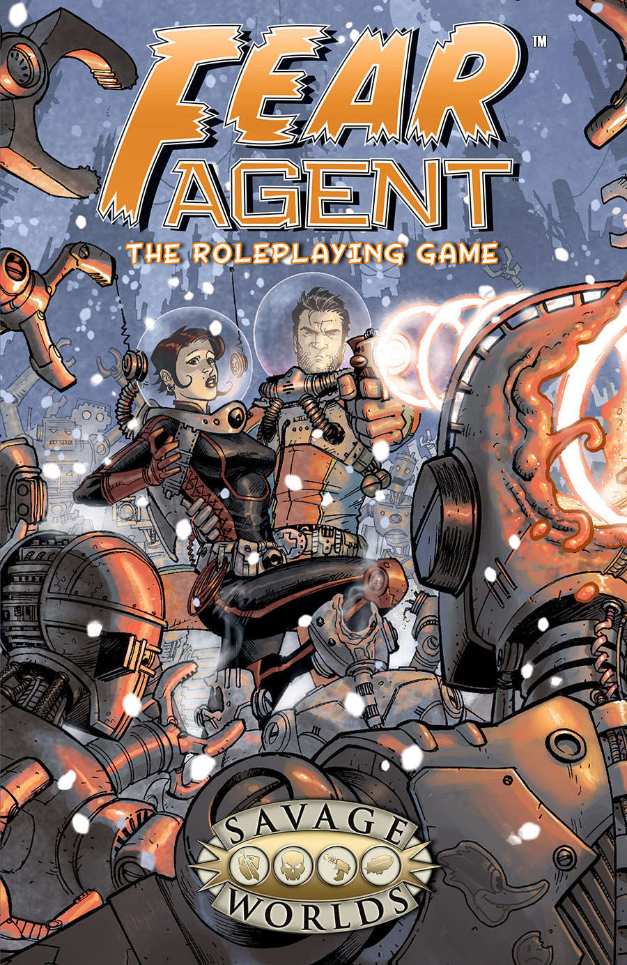 Fear Agent RPG