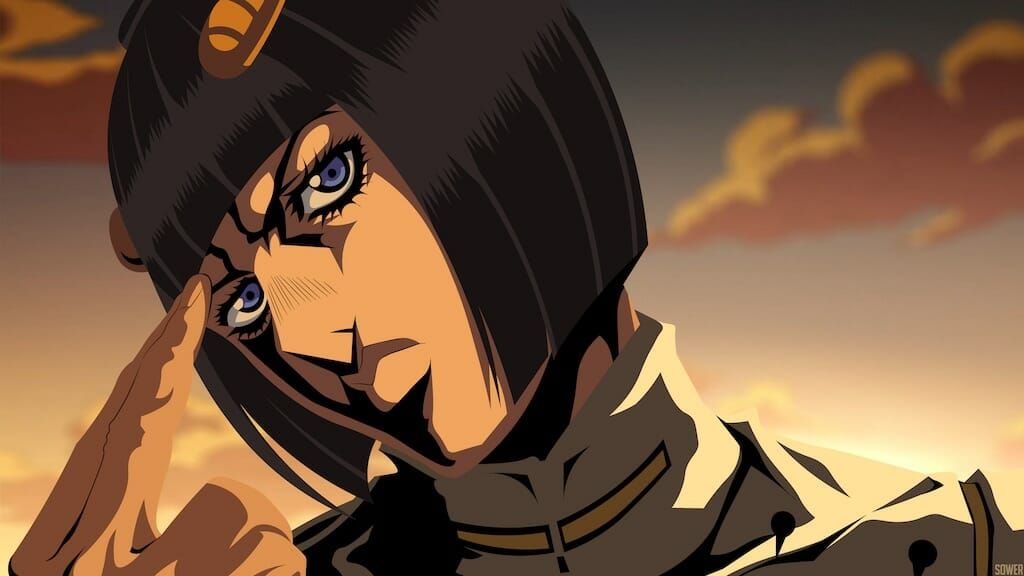 Bruno Bucciarati in JoJo's Bizarre Adventure: Golden Wind