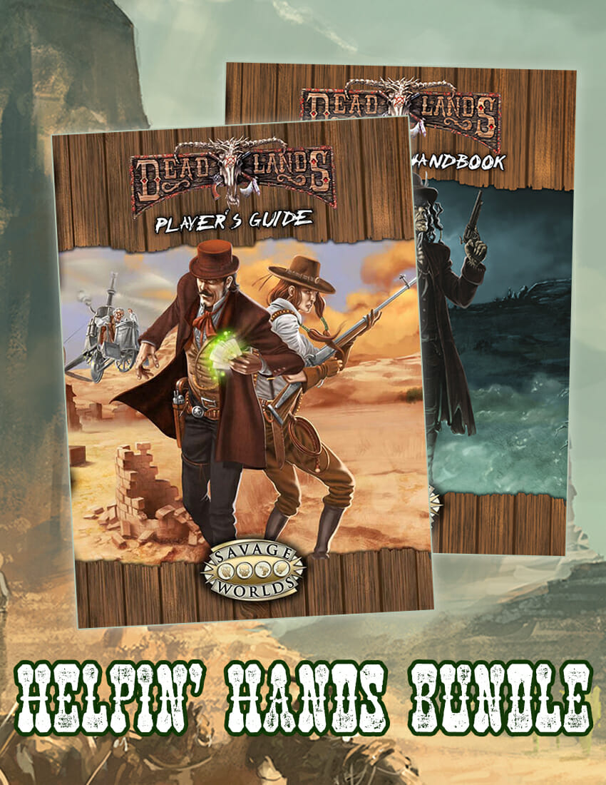 Deadlands - Helpin' Hands