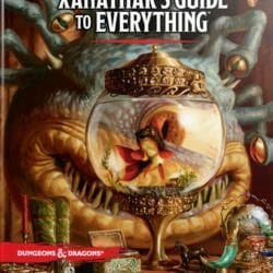 Xanthar's Guide to Everything