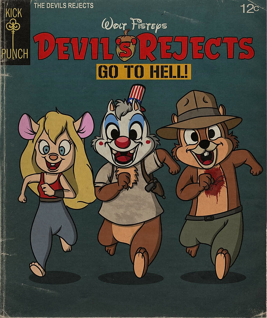 Devil's Rejects Go To Hell