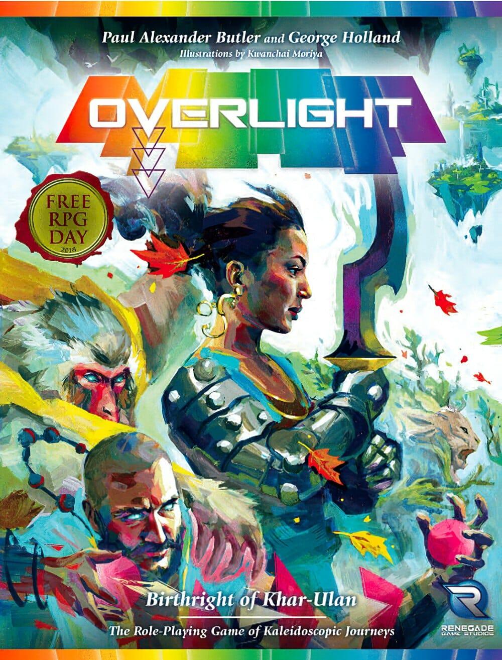 "Overlight's ""Birthright of Khar-Ulan"""