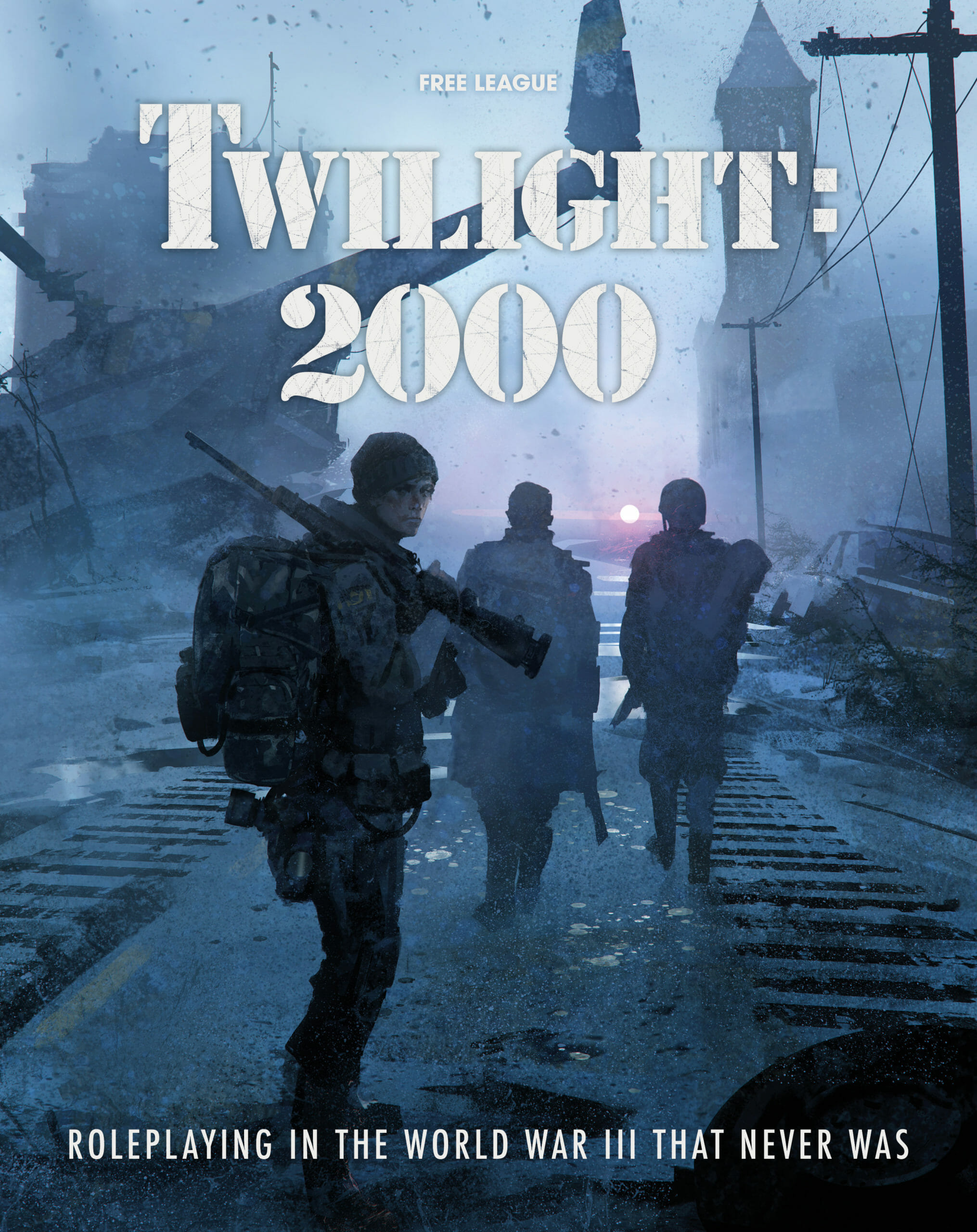 Twilight 2000 RPG