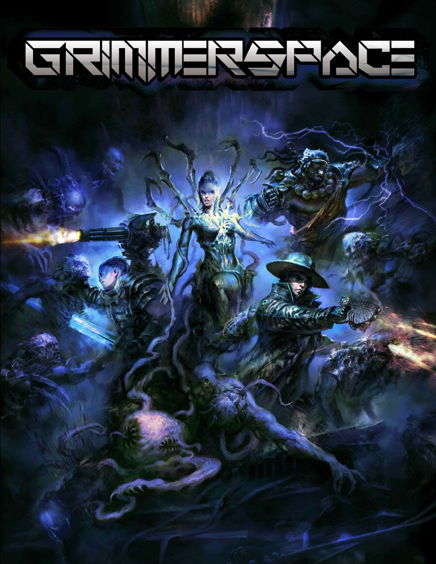 Grimmerspace sci-fi RPG