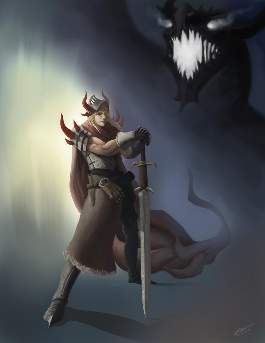 Legend of Sigurd by arvalis