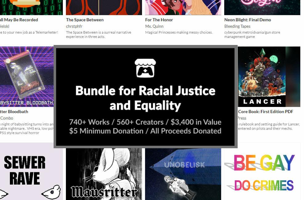 Bundle for Racial Jusice and Equality