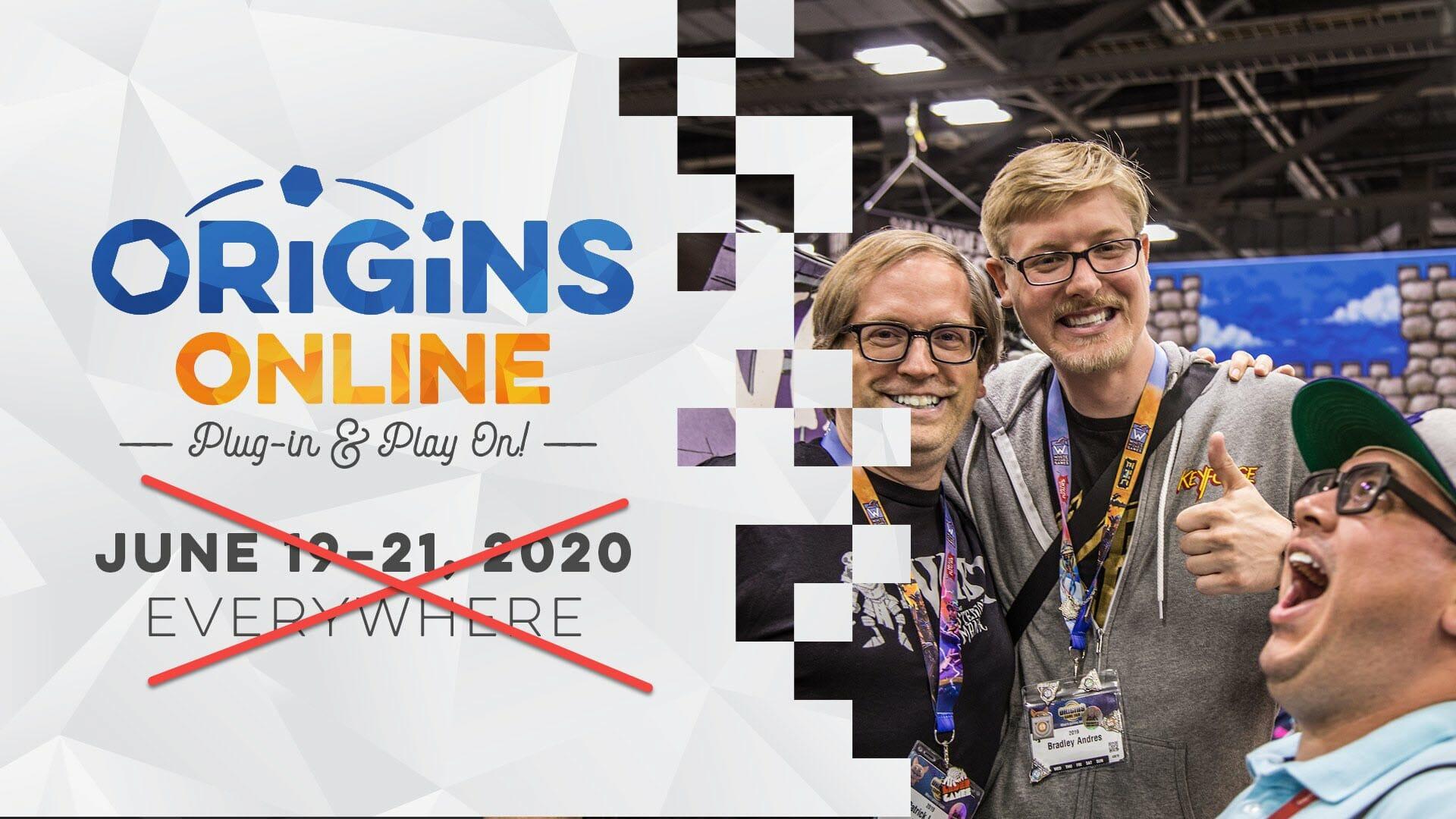Origins Online cancelled