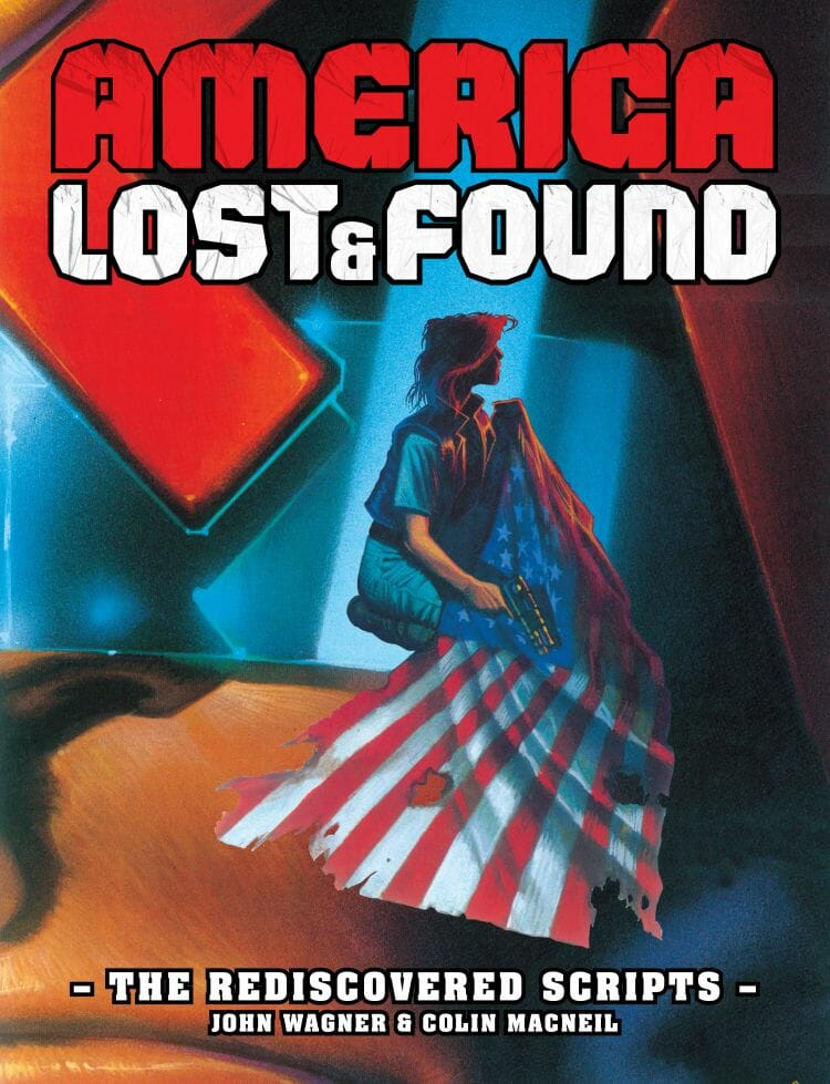 America: Lost & Found - The Rediscovered Scripts