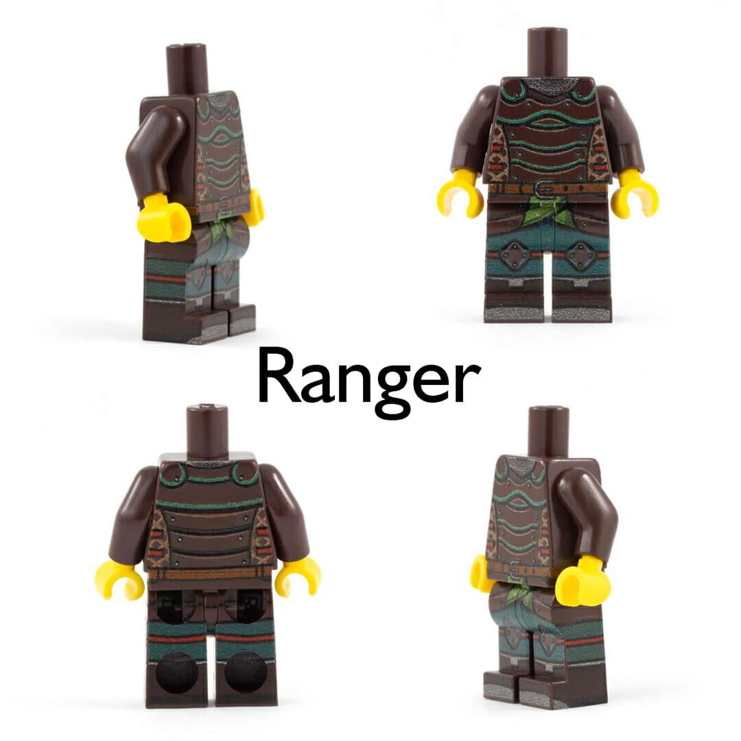 Ranger minifig