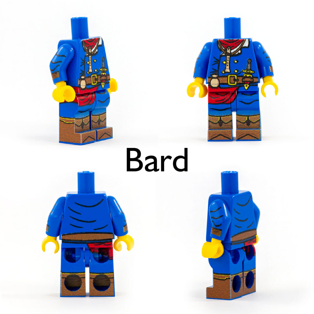 Bard minifig