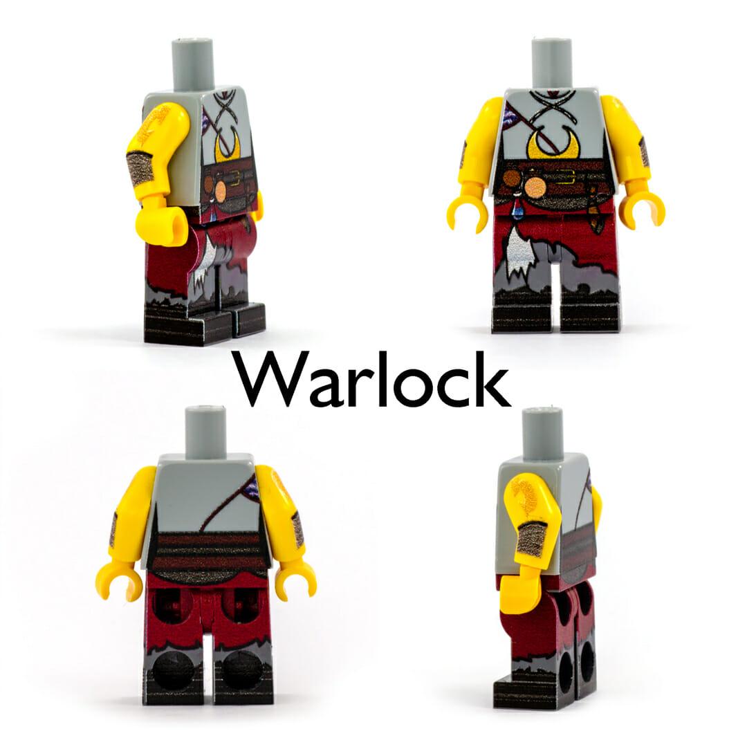 Warlock minifig