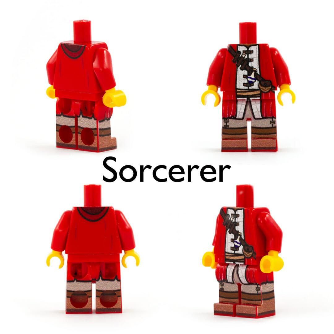 Sorcerer minifig