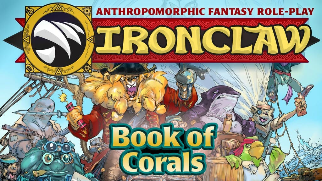 Ironclaw Book of Corals