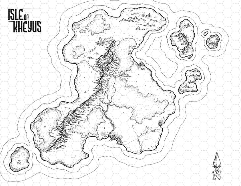Isle of Kheyus