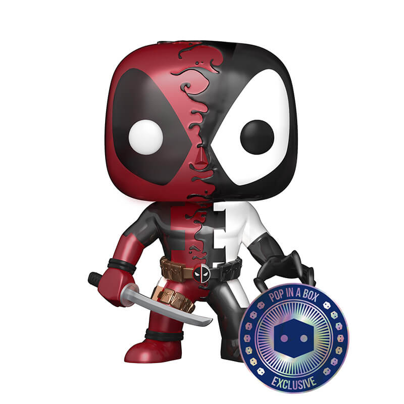 Deadpool Venom