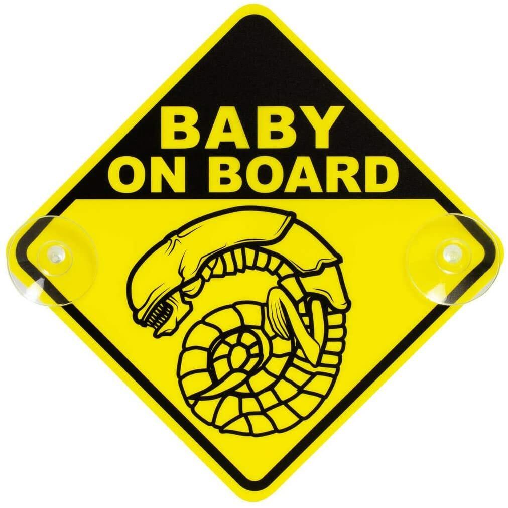 Chestburster - Baby on Board