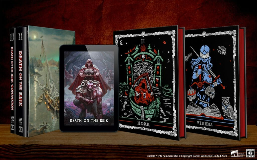 Warhammer's Enemy Within collectors edition